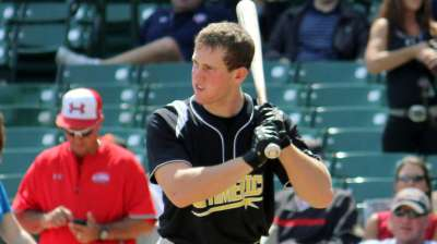 First look: A's 2013 Draft pick Billy McKinney
