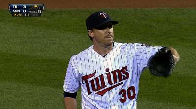 Twins blanked as Correia outdueled by Archer