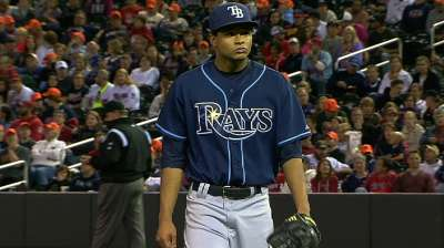 Archer helps Rays close in on top WC spot