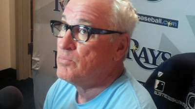 Maddon believes tough stretch will prepare Rays