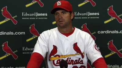 Cards zeroing in on clinching postseason spot
