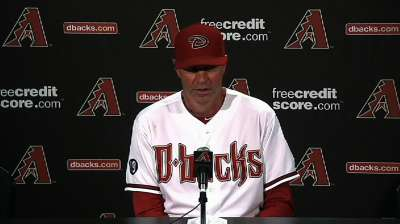 D-backs expect improvement in rotation next year