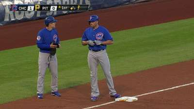 Schierholtz having career year with Cubs