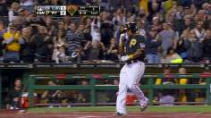 Pirates top Cubs, move into first-place tie