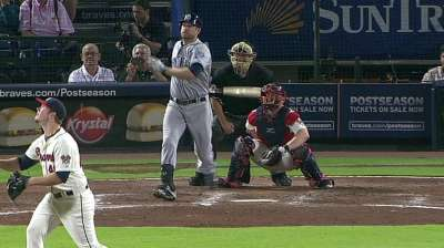 Erlin outdueled by Padres nemesis Medlen