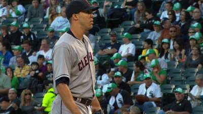 Ubaldo keeps pedal down on Tribe's pursuit
