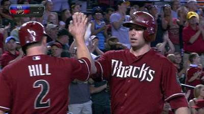 Goldschmidt guió ataque de D-backs ante Rockies