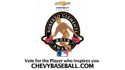 Voting under way for Clemente Award