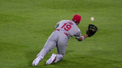 Lynn solid, but Cardinals can't gain ground in Central