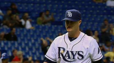 Rays down Rangers to take top Wild Card spot