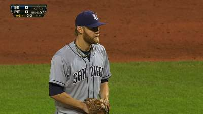 One-hit wonder Cashner to get at least one more start