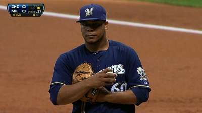 Peralta reflects on strong finish to first season