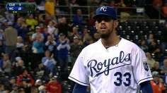 Royals strike a move upward in Wild Card race