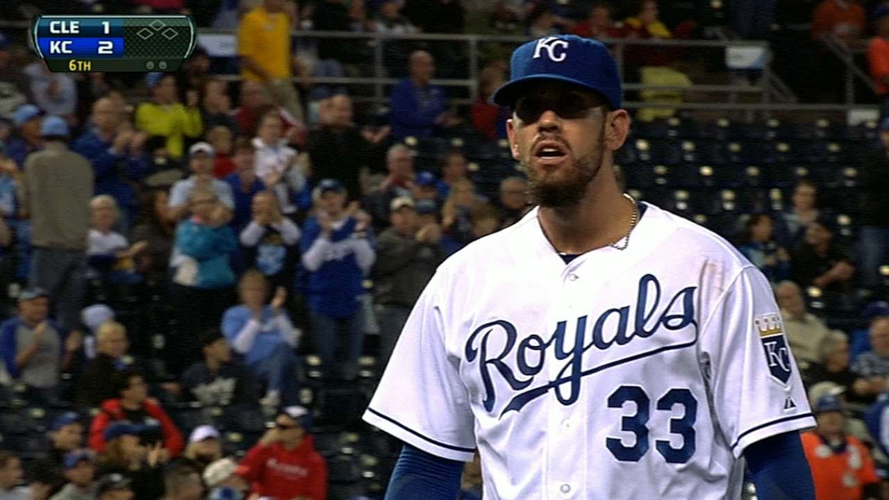 Shields willing to consider staying in KC