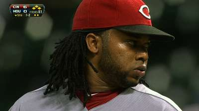 Feeling 'normal,' Cueto eager to start Wild Card Game