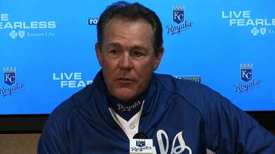 Royals GM Moore: I definitely want Yost back