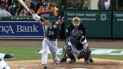 Maurer's outing gives Mariners something to build on