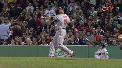 Davis sets new franchise record with 51st homer