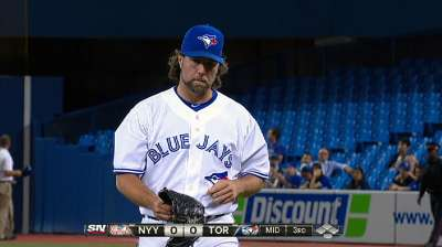 Blue Jays will have plenty of rotation options in '14