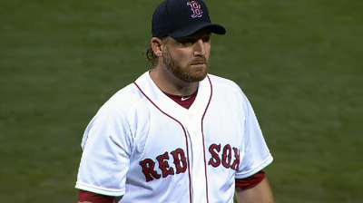 Dempster switching from rotation to bullpen