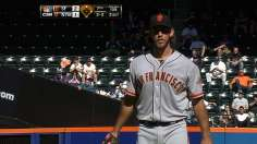Giants ride Bumgarner to series win vs. Mets