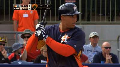 Young nucleus has Astros optimistic for 2014