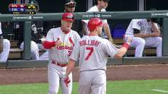 Two blown leads drop Cards back to NL Central pack
