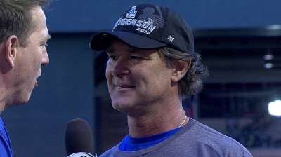 During rough patch, Mattingly was even-keeled