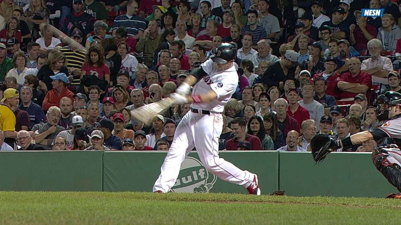 Red Sox don't rule out a Drew return