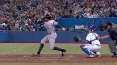 Yanks can't bail out Kuroda in Toronto, lose ground