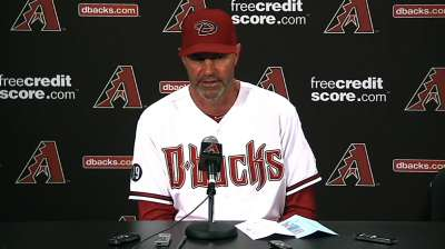 D-backs not happy with Dodgers' pool party