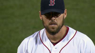 Lackey rests after solid season; Webster starts finale
