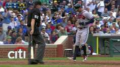 Braves rise up late, reduce magic number to one