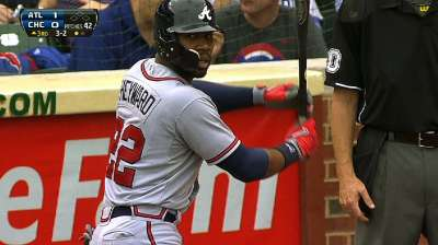 Heyward has 'blast' in return from disabled list