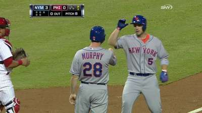 Wright homers in return, passes Piazza