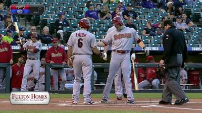 Missed chances, faulty relief lead to D-backs' loss
