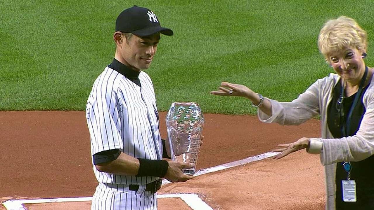 Ichiro confident he can still contribute in New York
