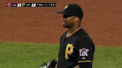 Tunnel vision brings Liriano to Wild Card nod