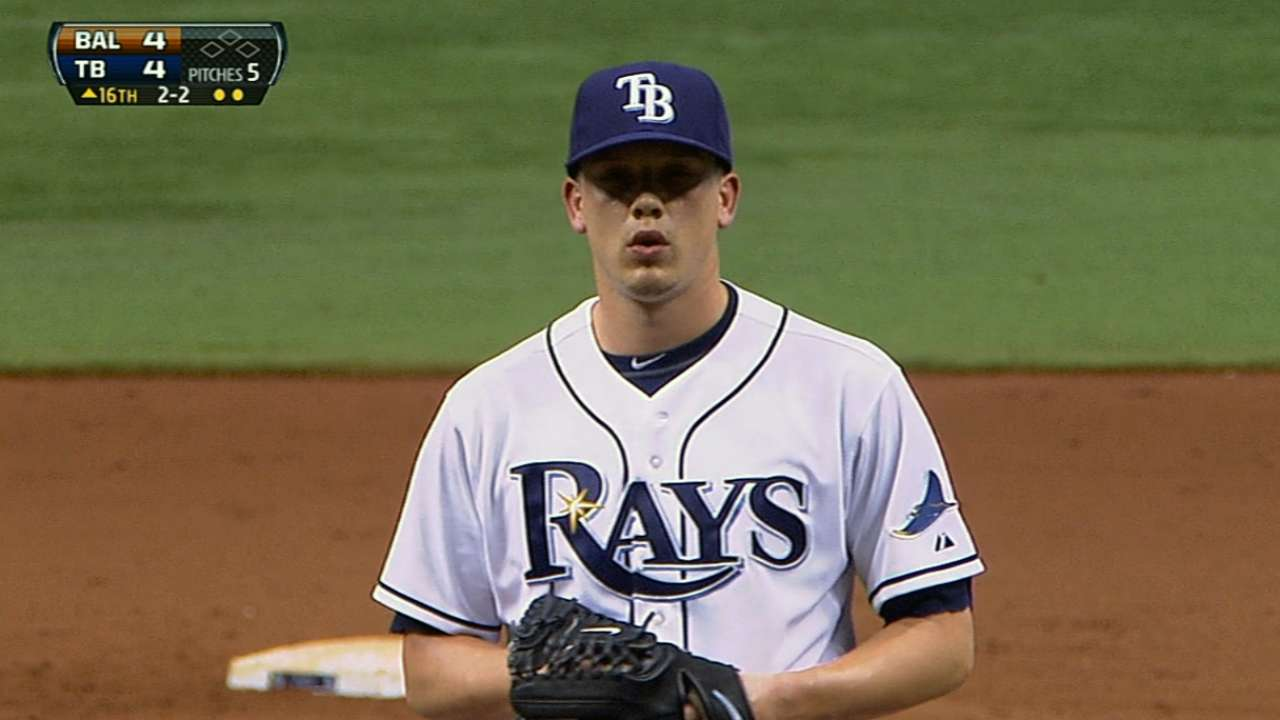 Hellickson ready to go for 2014 debut vs. KC