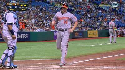 Jones sits against Jays, snaps streak for games played