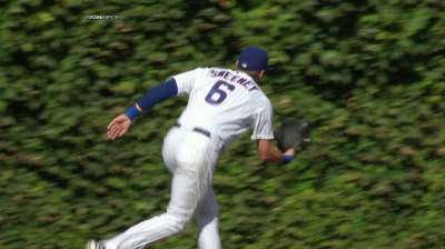 Cubs re-sign Sweeney with two-year contract
