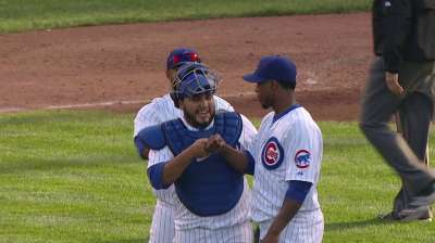 Cubs' closer competition wide open