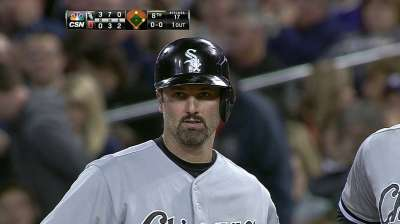 Konerko gets advice from Ripken about future
