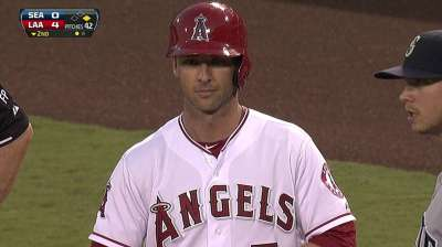 Scioscia: Romine's played well, has room to grow