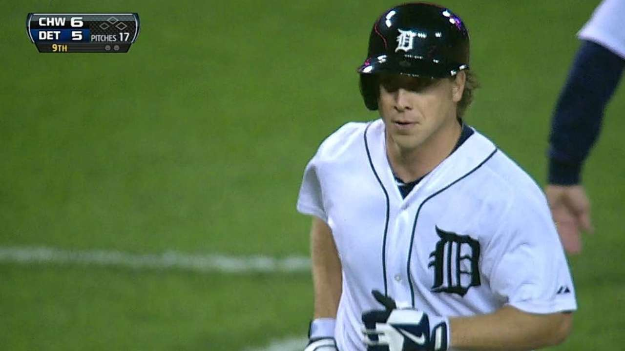 Next step in Dirks' rehab could be Triple-A Toledo