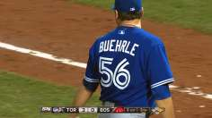 Buehrle gets Blue Jays even with Red Sox