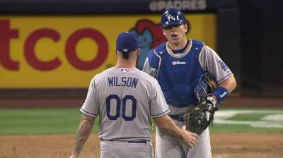 Wilson returns to San Francisco as a Dodgers success
