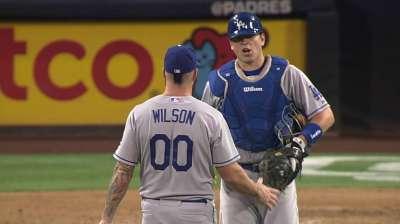 Wilson returns to San Francisco as a Dodgers success