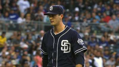 Smith bested by Dodgers ace Kershaw