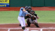 Rays top O's, keep firm grasp on top Wild Card spot